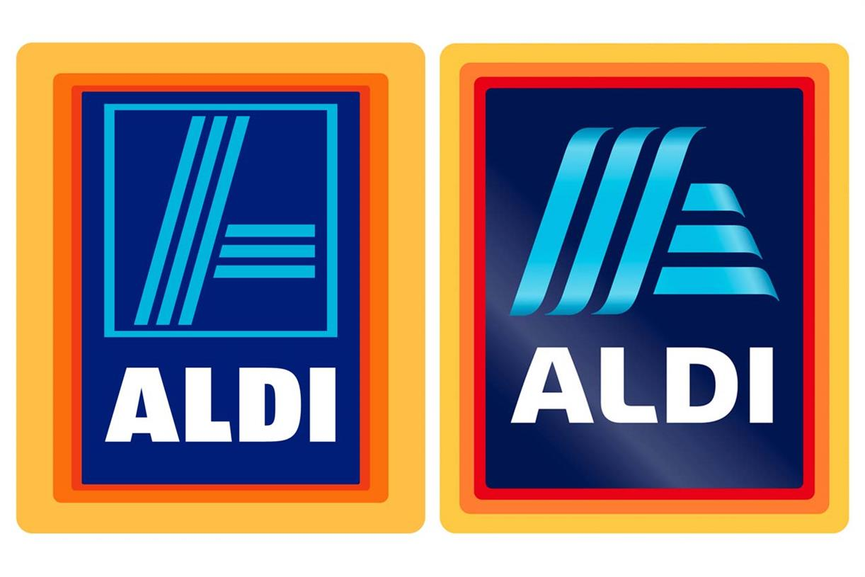 Aldi Reclame Aldi Revamps Logo Advertising News Newslocker