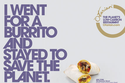 Ogilvy launches ad campaign for world\u0027s first low-carbon restaurant