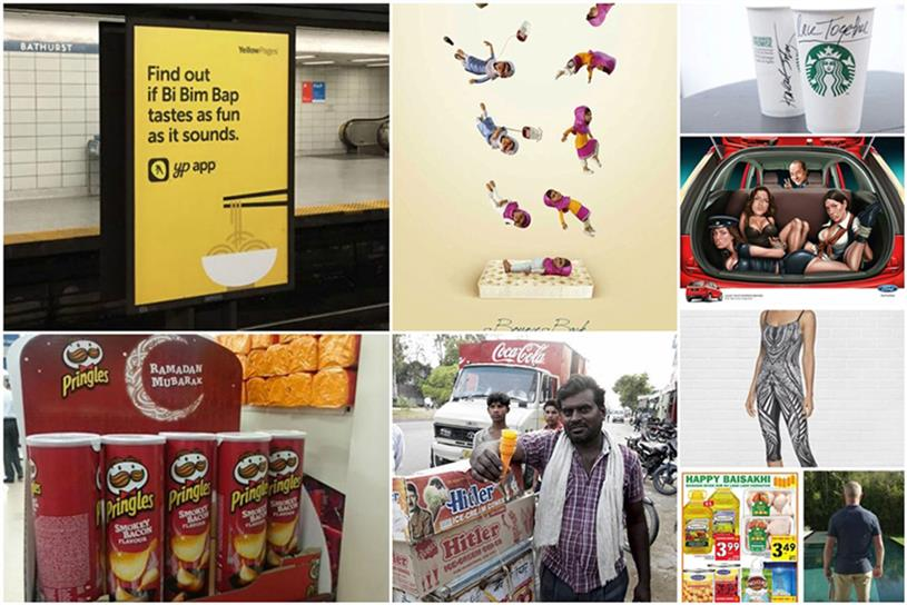 Hall of shame More multicultural brand blunders Campaign US
