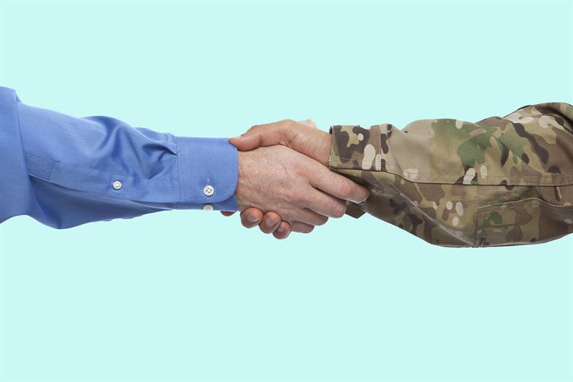 Why the ad industry needs to hire more military veterans Campaign US