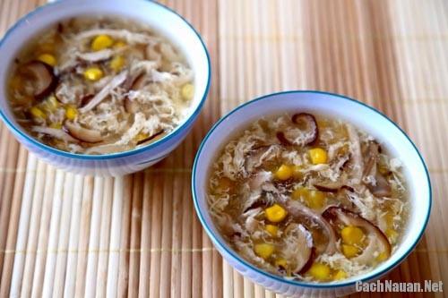 Cách nấu súp gà thơm ngon, hấp dẫn