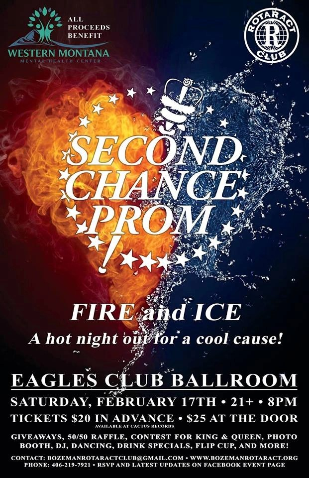 Second Chance Prom Fire  Ice - Cactus Records