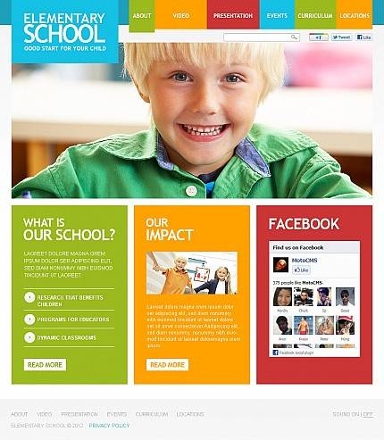 ONE OF THE BEST EDUCATION WORDPRESS THEMES