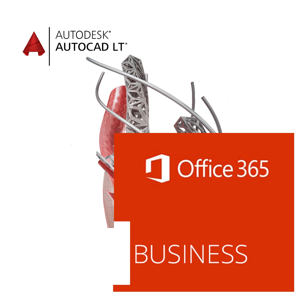 Mircrosoft Office 365 Autocad Lt 1 Year Office 365 Business 1 Year Subscription