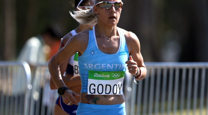 El maratón agobiante de Río 2016