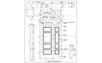 Door Detail & Curtain Wall Door Plan Detail Integralbook ...