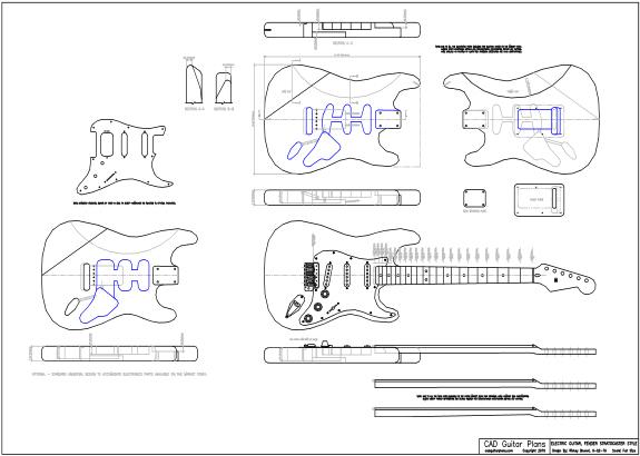 engineering diagram template