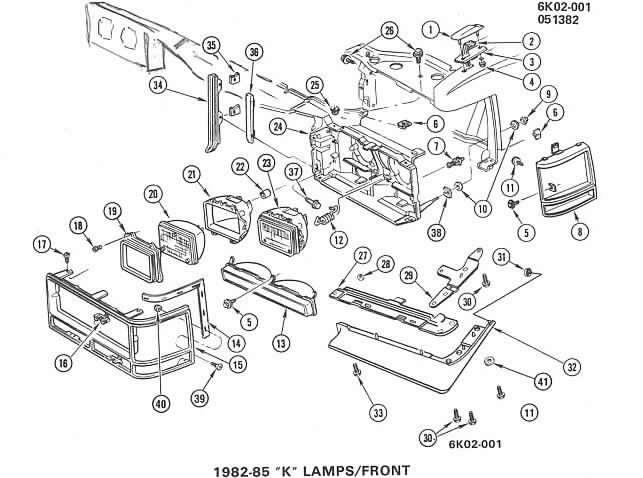 95 cadillac fleetwood fuse diagram
