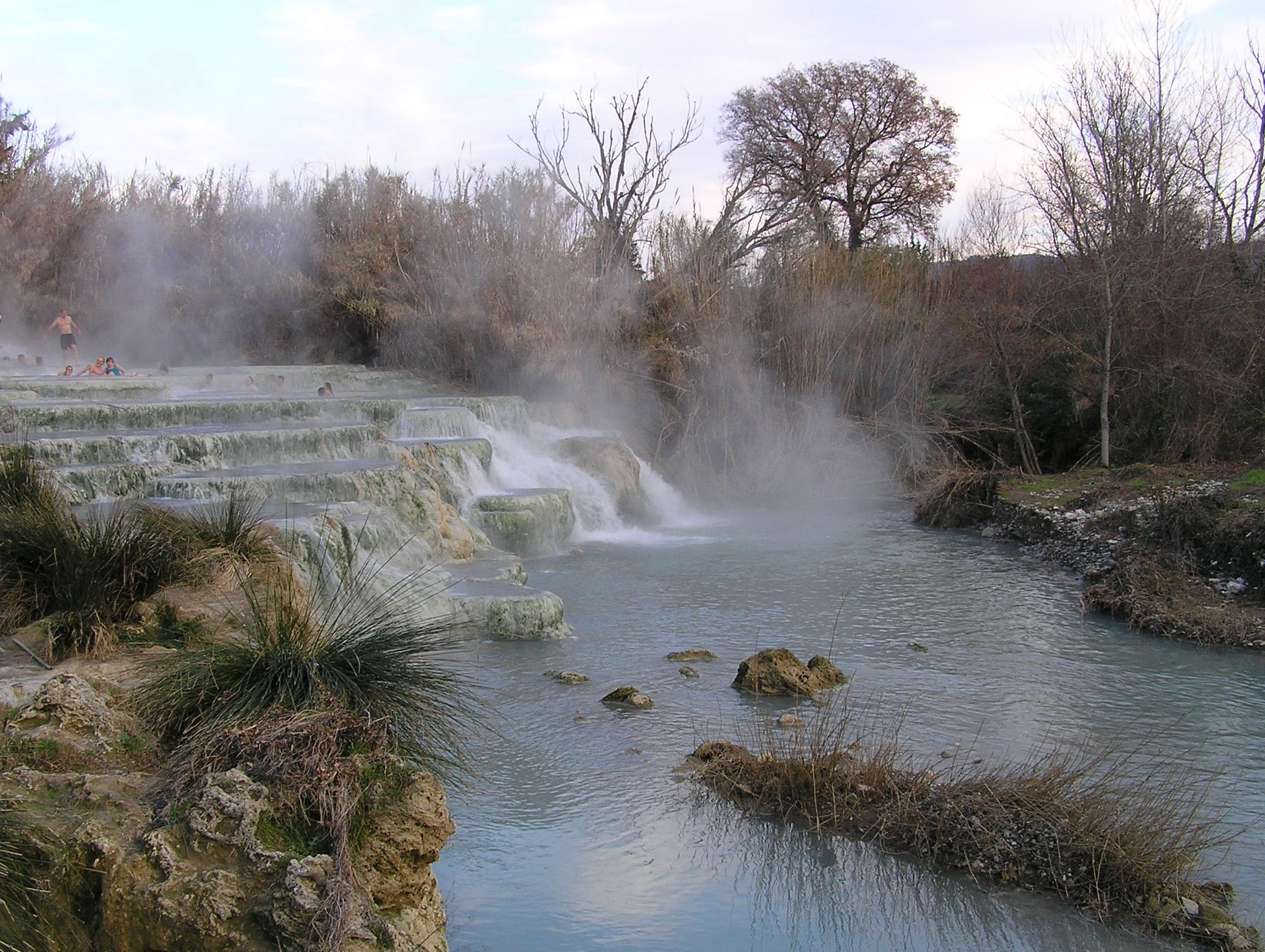 Bagno Vignoni Free Thermal Baths Thermal Baths In Tuscany And Lazio Caesar Luxury Travel