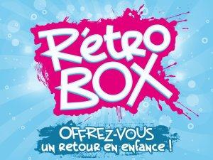Rétro box : offrez-vous un retour en enfance !
