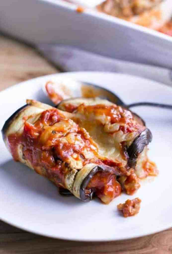 Cannelloni With Tomato Eggplant Sauce Recipes — Dishmaps