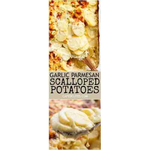 Medium Crop Of Garlic Parmesan Potatoes