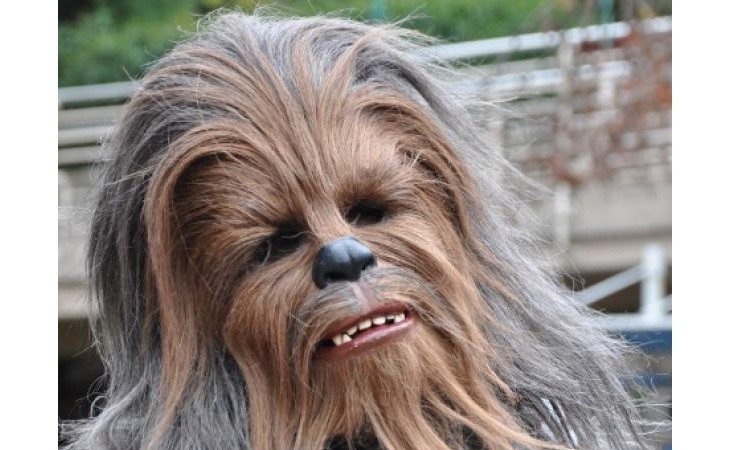 Star wars le v ritable chewbacca demande r paration - Personnage star wars 6 ...
