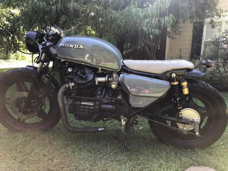 1982 honda cx500 cafe racer Custom Cafe Racer Motorcycles For Sale