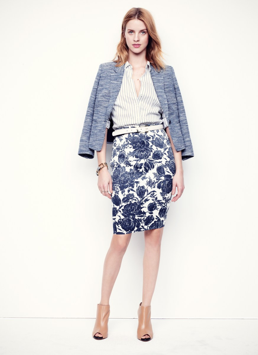 Spring 2014 Style Trends for the Modern Woman - Feminine, Worldly and Relaxed