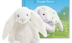 snuggle bunny gift set