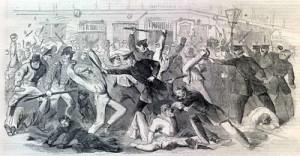 New York Draft Riots of 1863