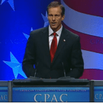 CPAC Review: John Thune – Leads Pack in Laying Out Vision