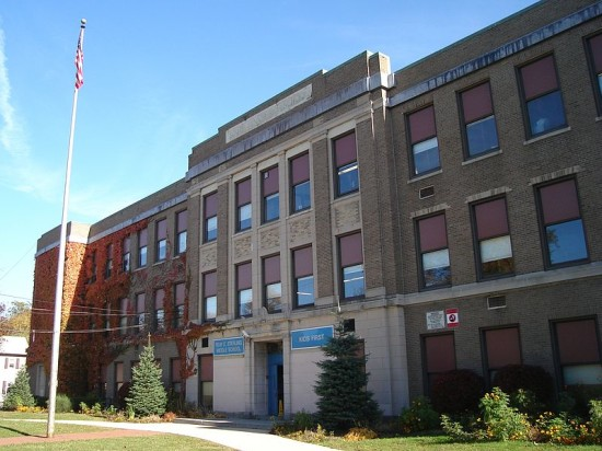 Sterling Middle School, Quincy, MA