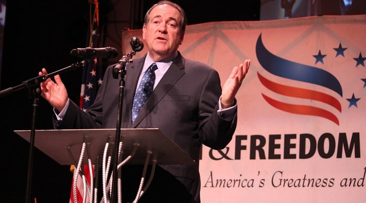 Mike Huckabee IFFC Spring Event 4-8-14