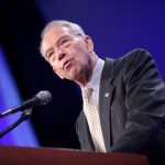 Chuck Grassley Addresses White House Meeting on Supreme Court