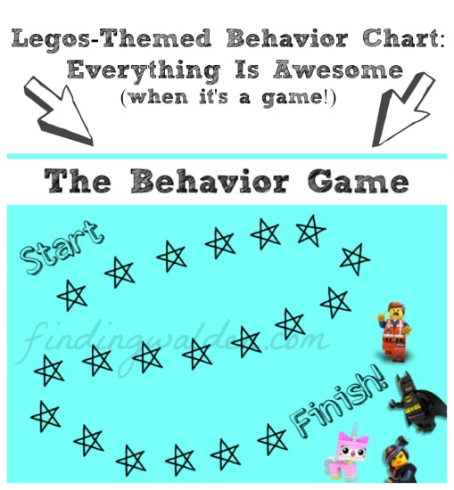 Legos Behavior Chart (Free Printable!!) - Caffeine and Cabernet - printable behavior chart