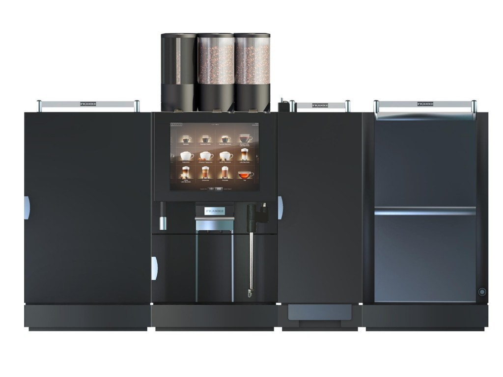 Franke Coffee Systems Franke Foammaster Coffee Machine Caffia Coffee Group