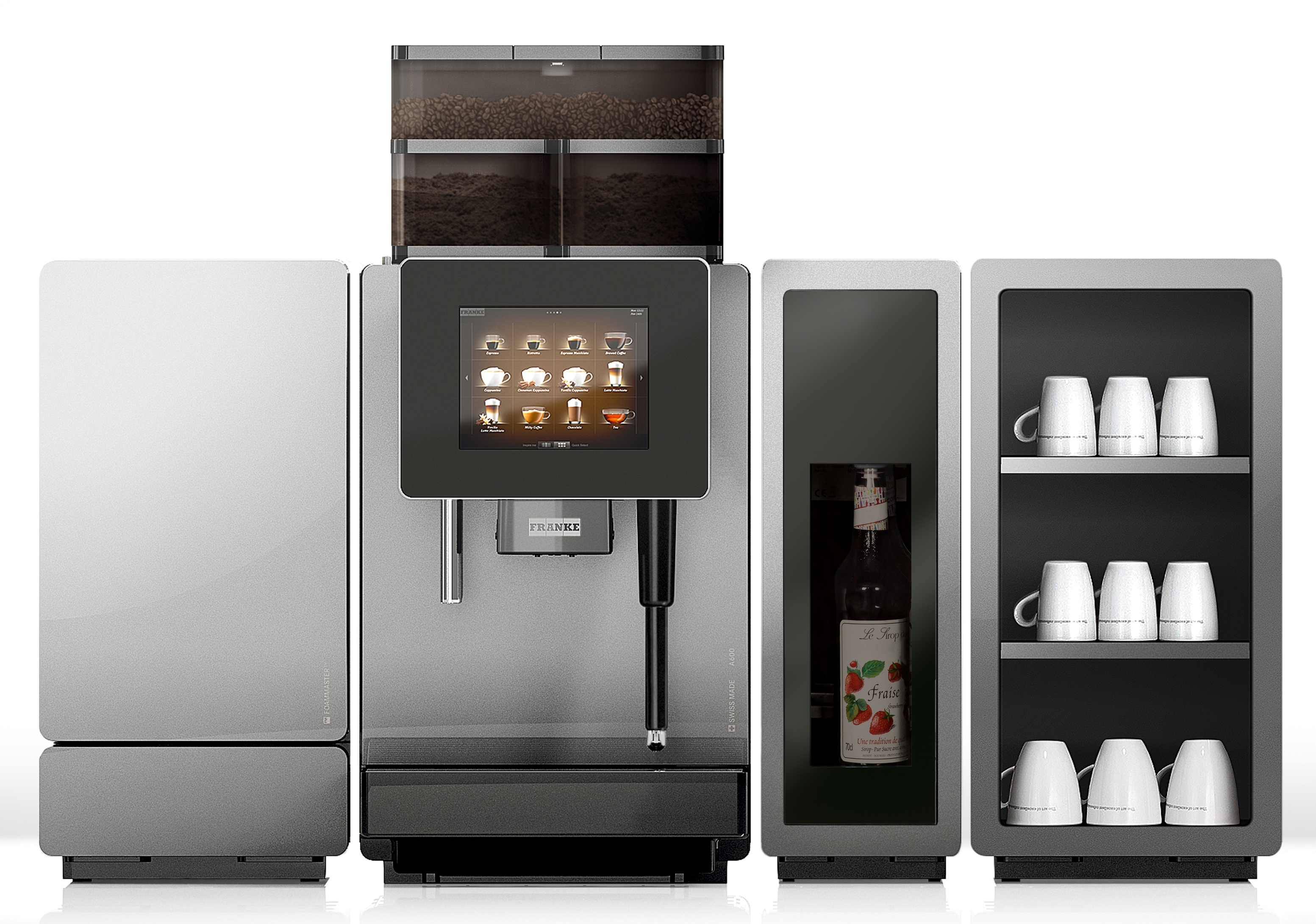 Franke Coffee Systems Franke Coffee Machines Specialists Caffia Coffee Group