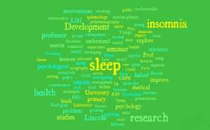 CaHRU brings together Lincoln sleep researchers for LIH seminar