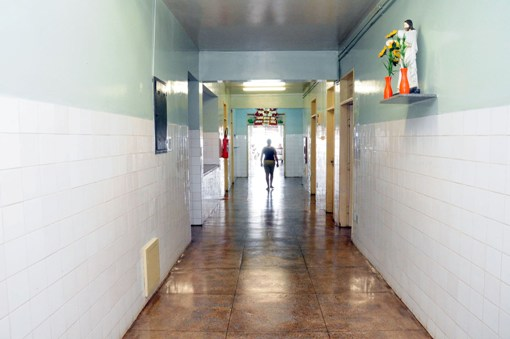 Foto  1 - Pacientes transferidos Foto Nestor Bezerra