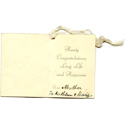 Medium Crop Of Wedding Card Message