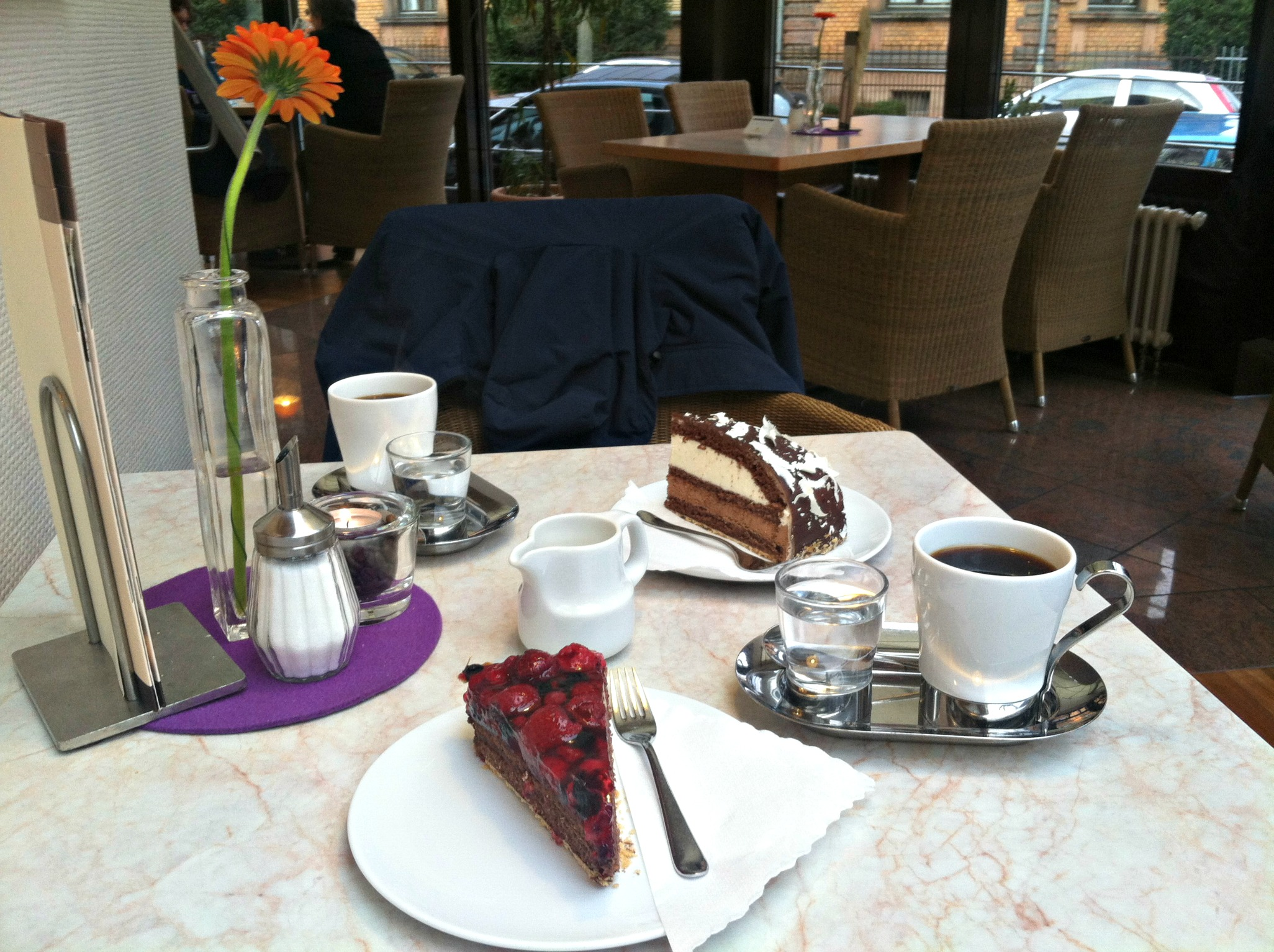 Cafe Und Kuchen 8 Of The Best Coffeshops And Cafes In Marburg Caitlin Travis