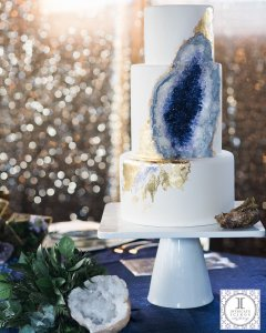Cake Trend Alert ~ Geode Cakes