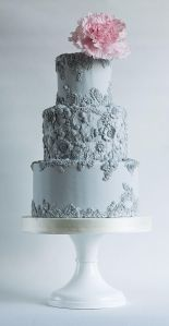 Stunning Cakes Using Bas Relief