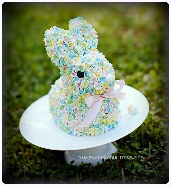 bunny cake 8