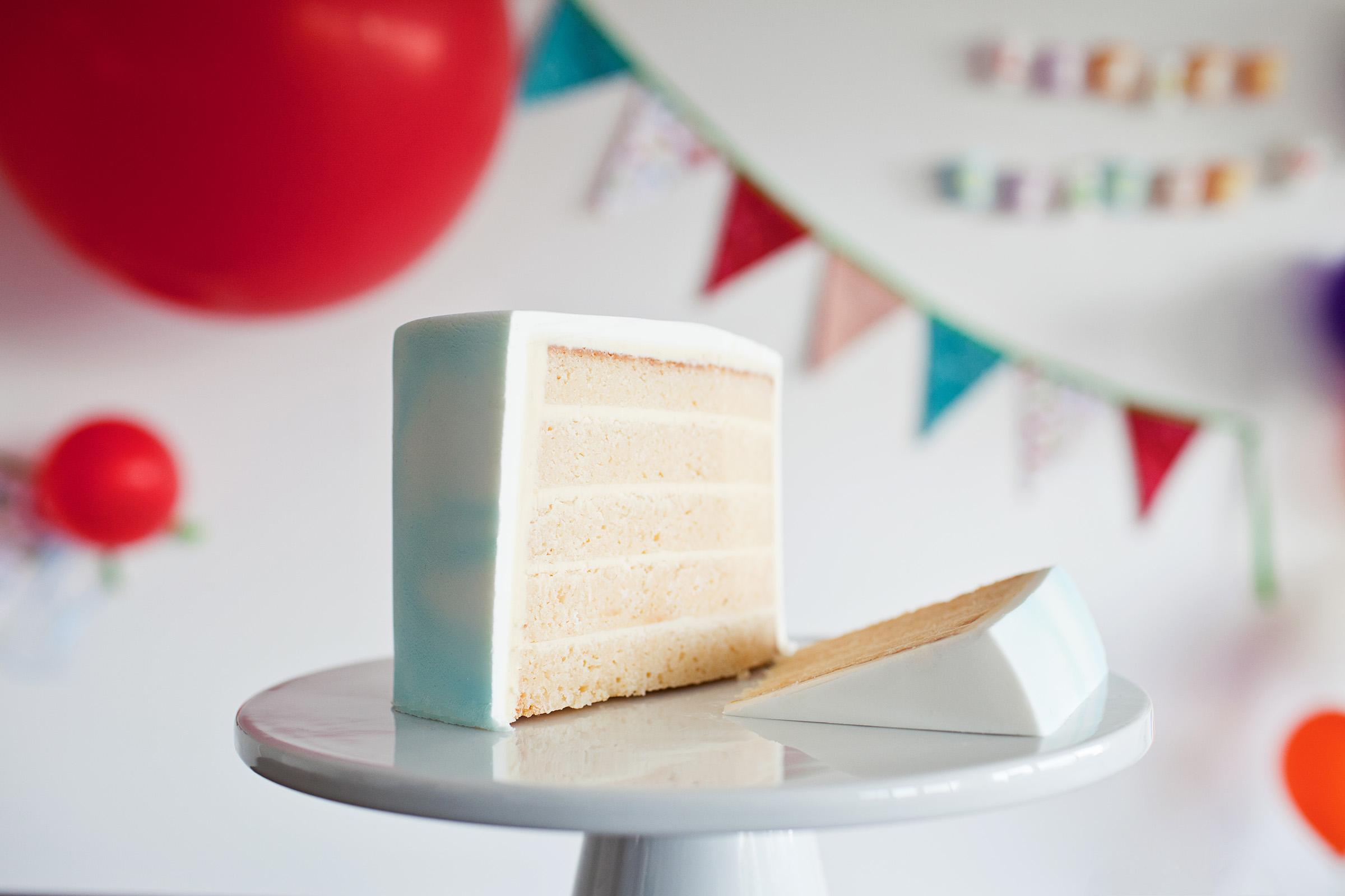 Vanilla Cake - Cake Style