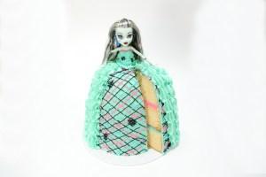 Frankie Stein Doll Cake