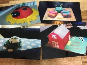 Secret Life of a Cake Decorator – We All Start Somewhere..