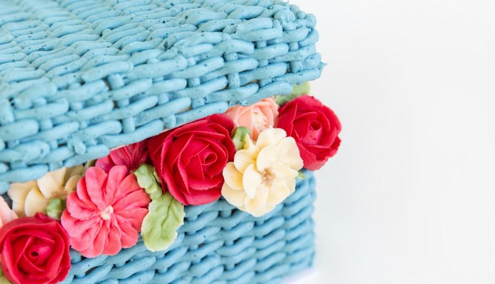 Basket Cake 3