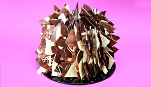 Crazy Chocolate Shard Cake
