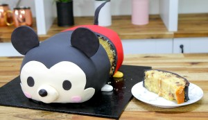 Mickey Mouse Tsum Tsum Cake