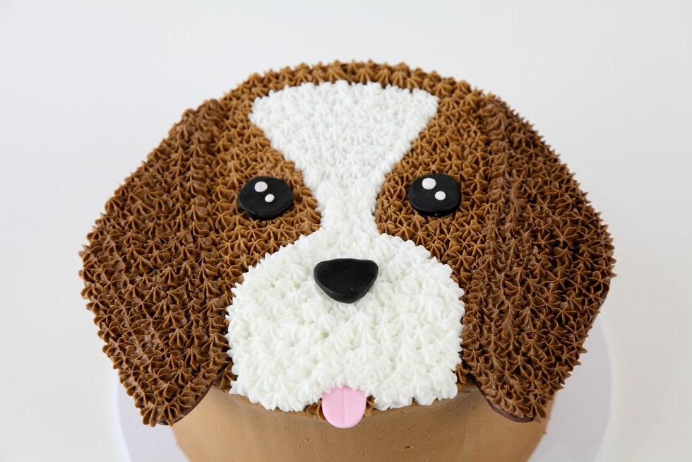 beagle-cake-4