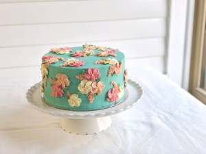 Floral Blossom Cake – Easy Cake Decorating Tutorial