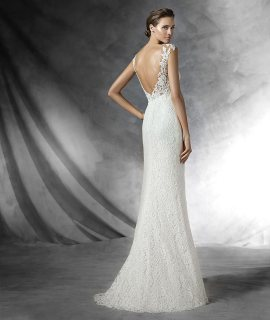 Preta Wedding Dress - Pronovias