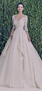 Zuhair Murad 2014 Spring Bridal Collection