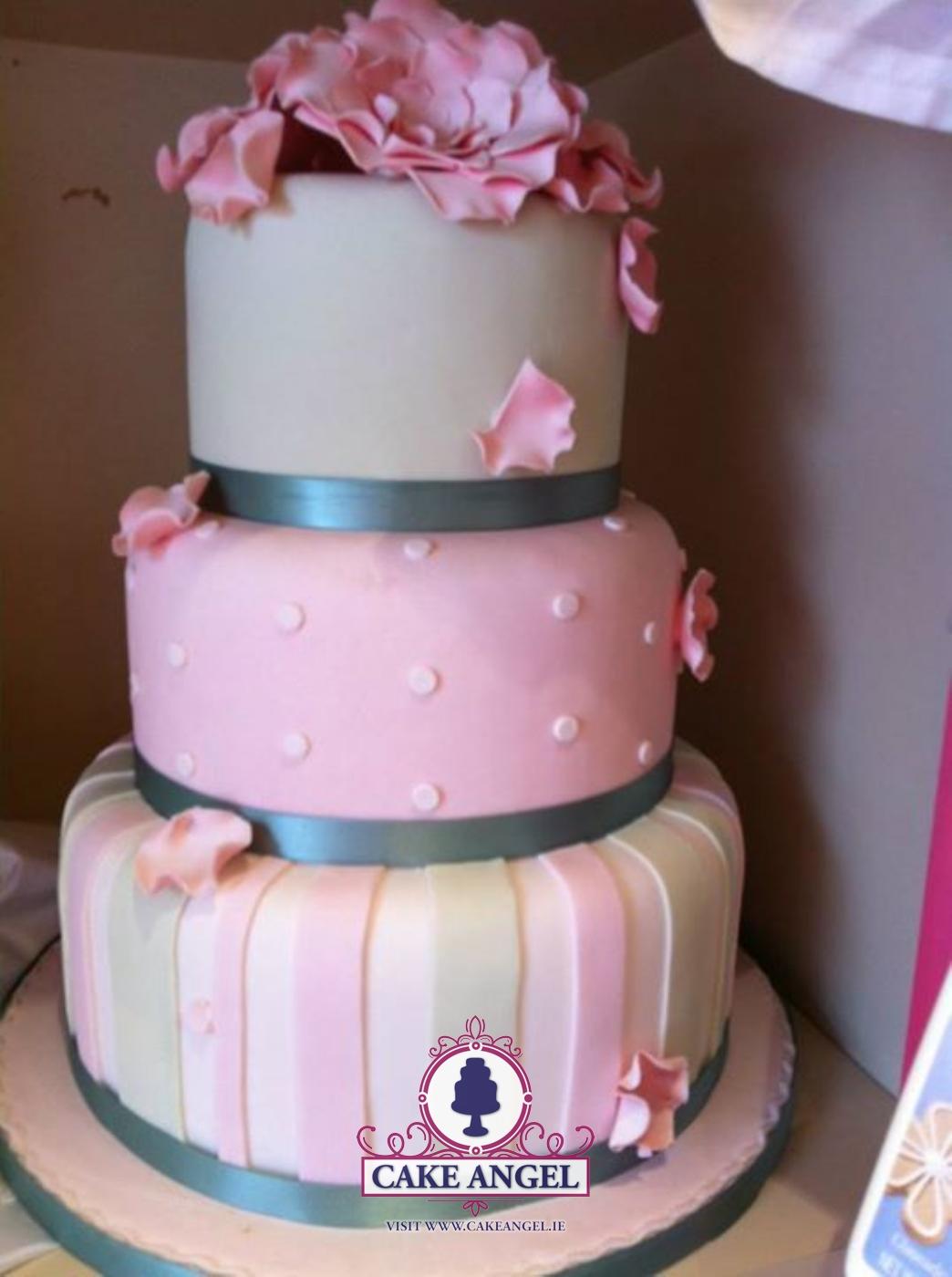 Wedding Cakes - Cake Angel