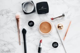Drugstore dupes for high end makeup