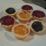 Megan's Famous Raspberry Tarts:  Health, Mana, and Energy Cups