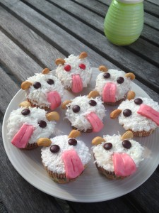What a delicious looking plate of fluffy Poros!
