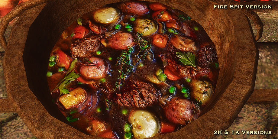 Skyrim Beef Stew Recipe The Cake Is Not A Lie